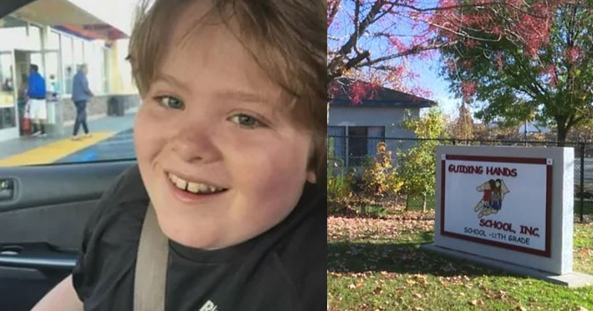 boy with autism passed away after being restrained at school and 3 employees are charged with manslaughter.jpg?resize=412,232 - Boy With Autism Passed Away After Being Restrained At School By 3 Employees