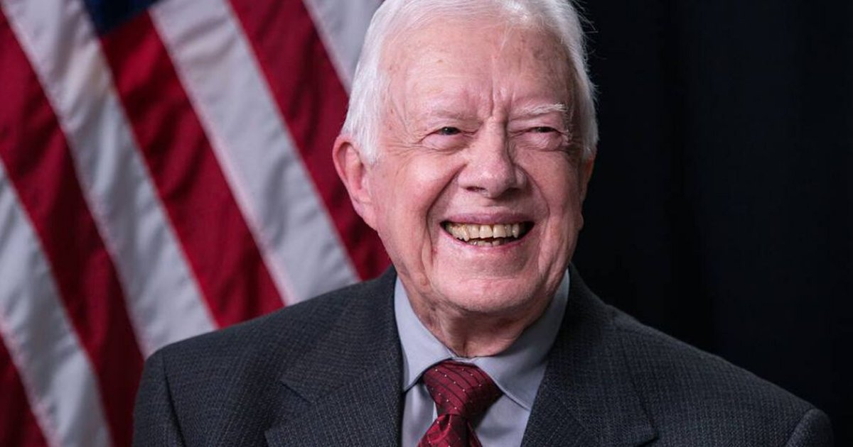 carter4.png?resize=412,232 - Former President Jimmy Carter, 95, Admitted To Hospital Again To Relieve Pressure On His Brain