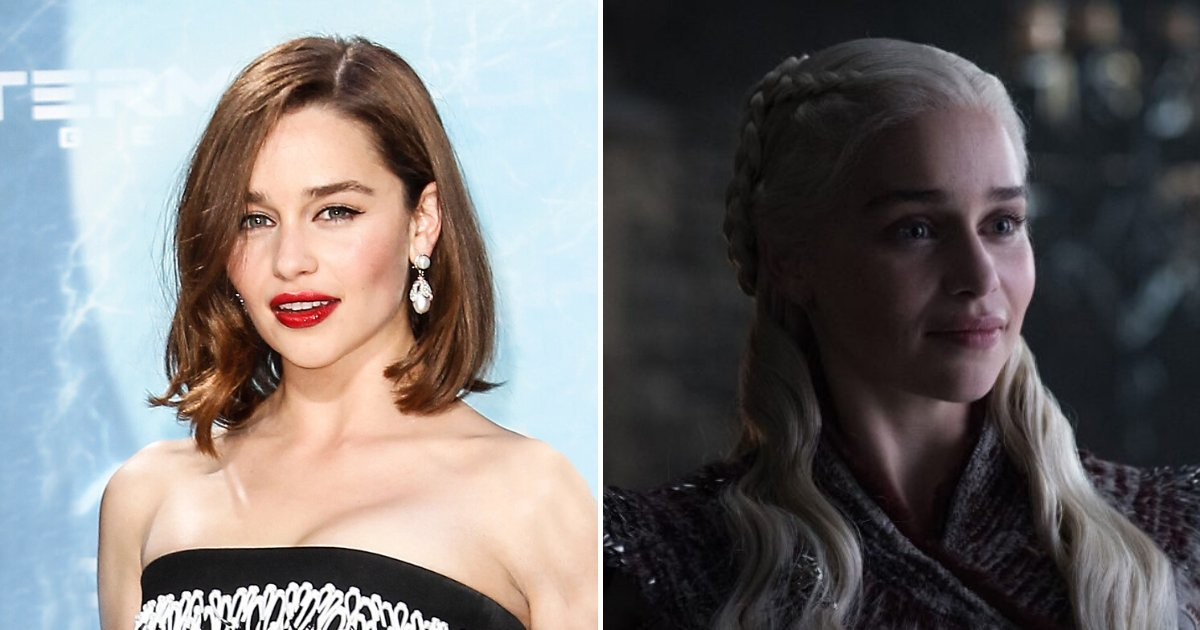 clarke6.png?resize=412,232 - Game Of Thrones Star Emilia Clarke Opened Up About 'Traumatic' Brain Aneurysms