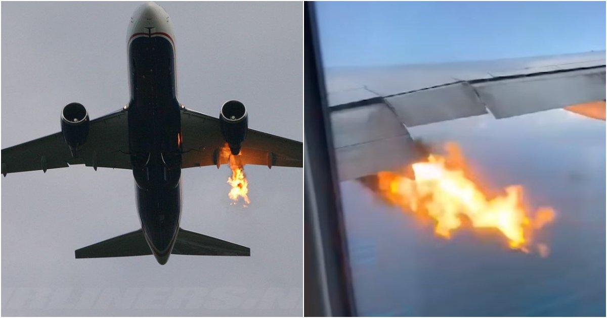 collage 59.png?resize=1200,630 - '재난영화' 찍을뻔 ㄷㄷ...공중에서 '비행기엔진'에 불난 썰.jpg