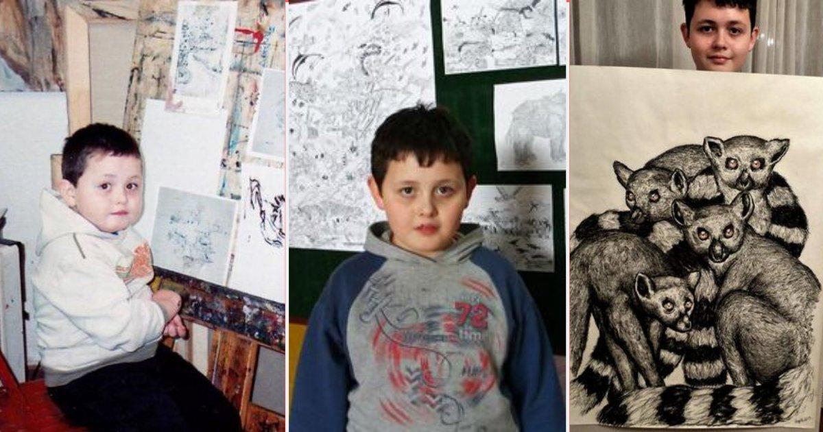 d2 1.png?resize=412,232 - Un incroyable artiste de 16 ans qui dessine depuis l'âge de 2 ans