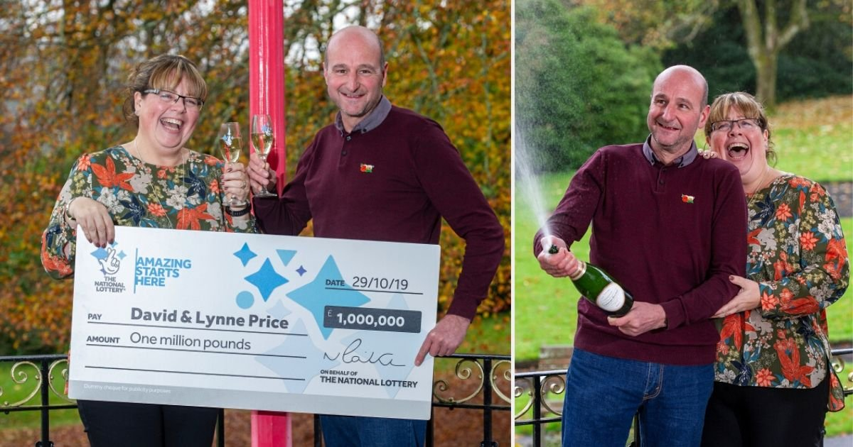 d7.jpg?resize=412,232 - Woman Wins £1M in a Lottery Just 10 Minutes After Receiving The News That She Has Beaten Cancer