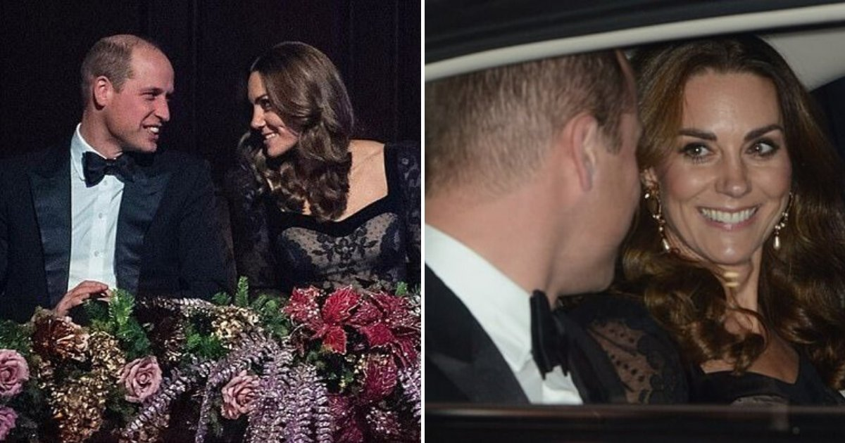 duke6.png?resize=412,232 - Prince William And Kate Middleton Look Like A Couple On Their First Date At Royal Variety Show