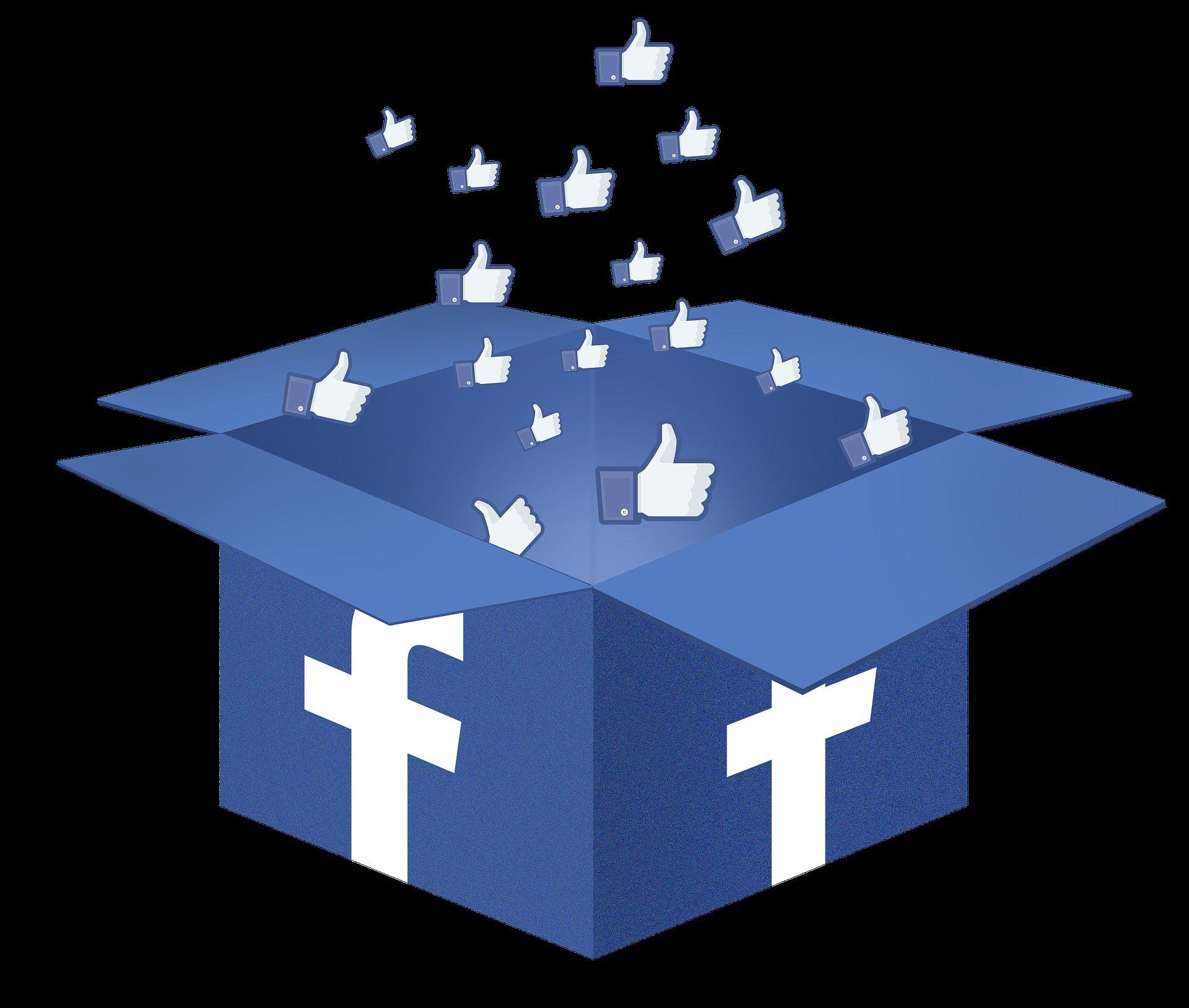 facebook box 1334045 1920.png?resize=300,169 - Facebook: Sur l'application mobile, vous pouvez maintenant personnaliser la barre de raccourcis et désactiver les notifications