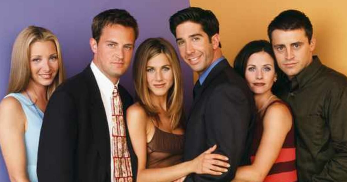 friends6.png?resize=412,232 - Entire 'Friends' Cast Are Working On Special Reunion Episode At HBO Max