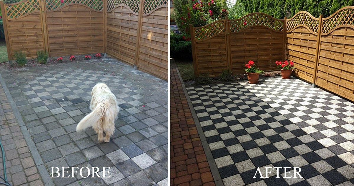 gsdgg.jpg?resize=1200,630 - Power-washing Is Producing Magical Results By Giving Things A New Genuine Look