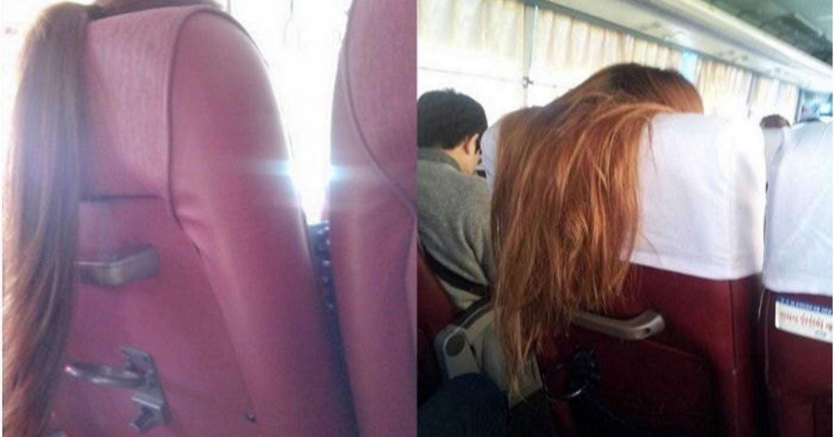 """image from ios 44 2 e1574581093944.jpg?resize=1200,630 - """"시내버스에서 앞좌석의 '머리카락'이 거슬려 화가난 '50대 아줌마'가 여성의 머리를 '싹둑' 잘랐다"""""""