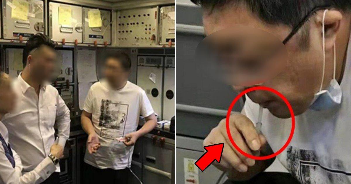 isha.png?resize=1200,630 - 機内で体調不良に陥った乗客のおしっこを口で吸い出した医師が話題に
