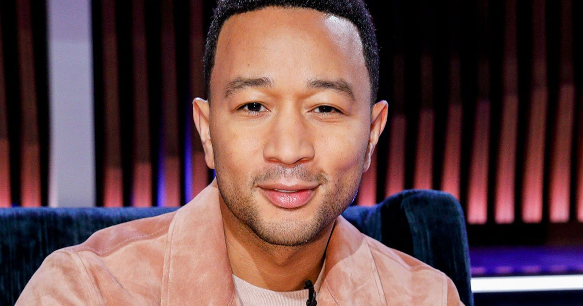 John Legend Shared His Journey From The Awkward Guy To The Hottest Man Alive Small Joys