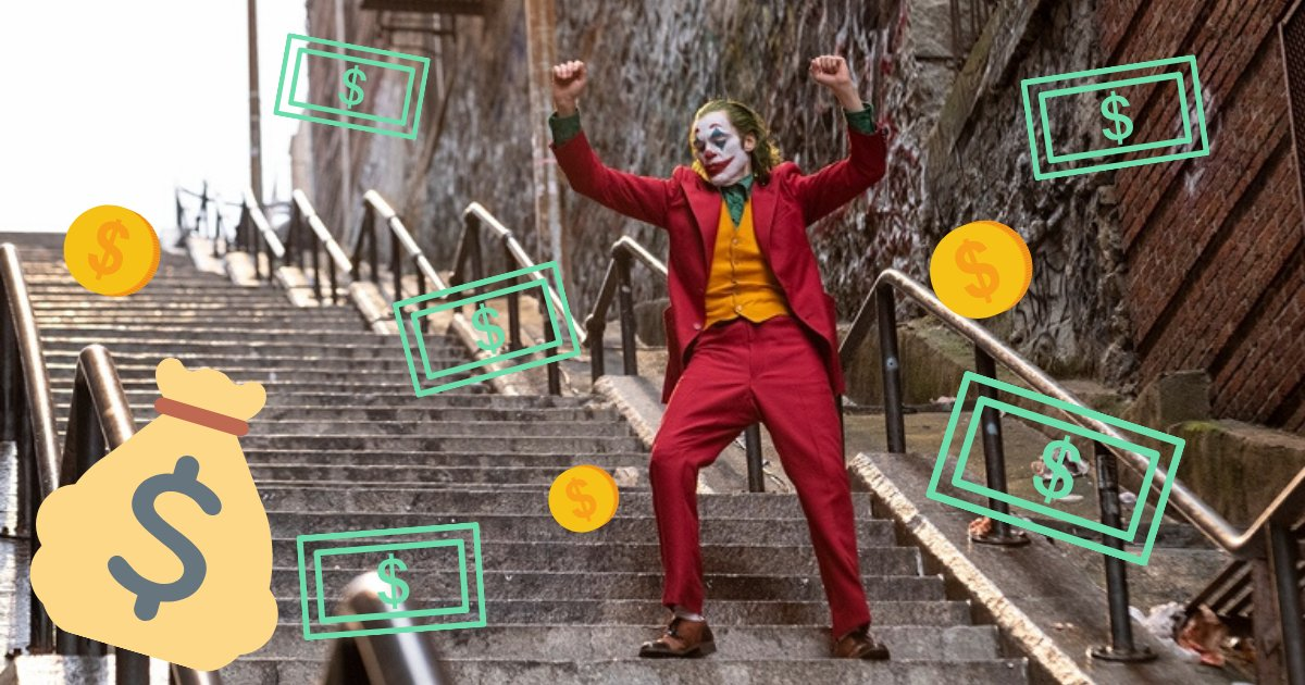 joker6.png?resize=300,169 - 'Joker' Is Officially The First R-Rated Movie To Earn Over $1 Billion At Global Box Office