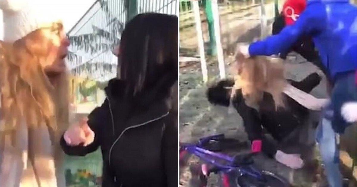 mothers.png?resize=412,232 - Mothers Started Brawling In Front Of Kids Outside Primary School Over 'Fighting'