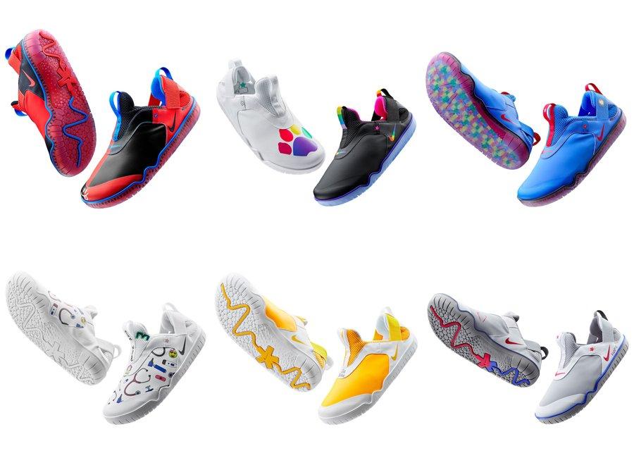 Mode: Nike lance des baskets spécialement conçues pour les