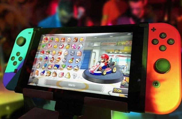 """nintendo.jpg?resize=412,232 - Les manettes """"Joy-Con"""" de la Nintendo Switch sont-ils défaillants ?"""