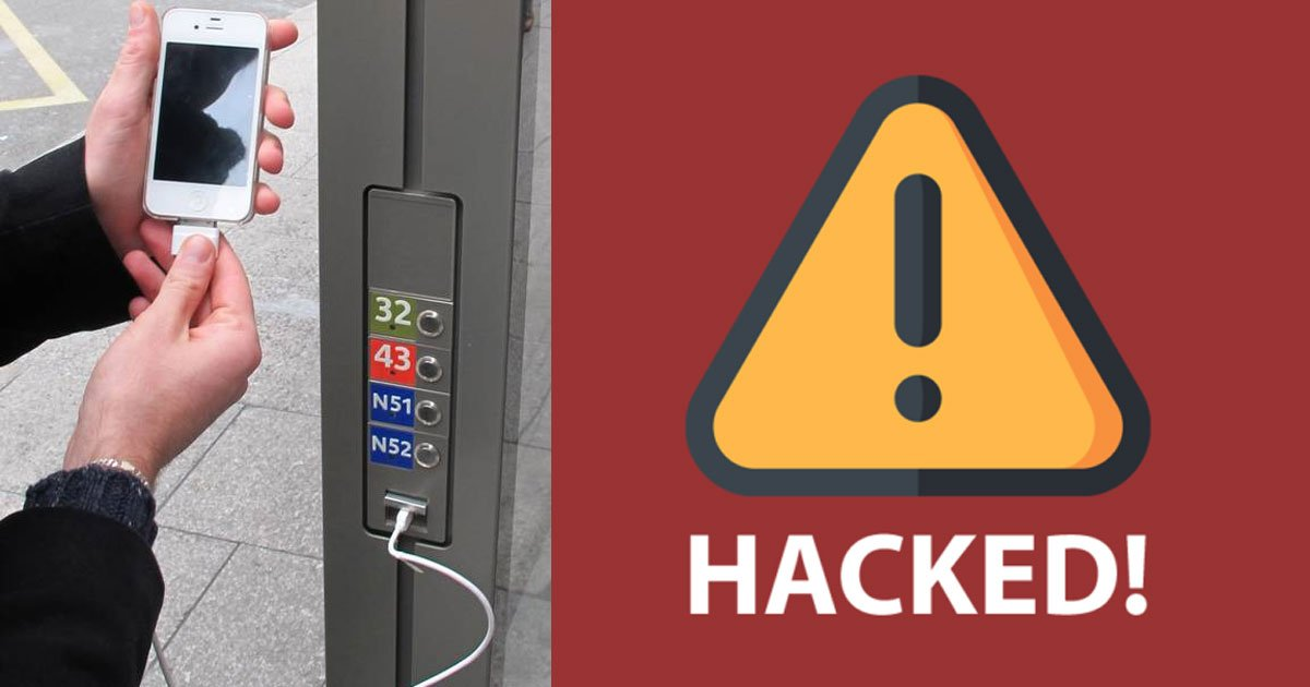 officials warned not to plug your phone into public usb chargers to avoid being hacked.jpg?resize=412,232 - Officials Warned Not To Plug Your Phone Into Public USB Chargers