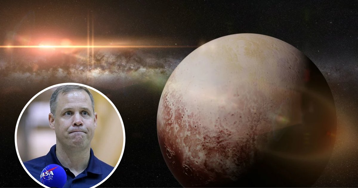pluto6.png?resize=412,232 - NASA Chief Jim Bridenstine Claims 'Pluto Is A PLANET' Again