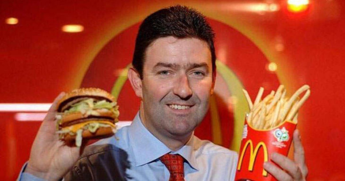 steve5.png?resize=412,232 - McDonald's FIRED CEO Steve Easterbrook Over Relationship With Employee