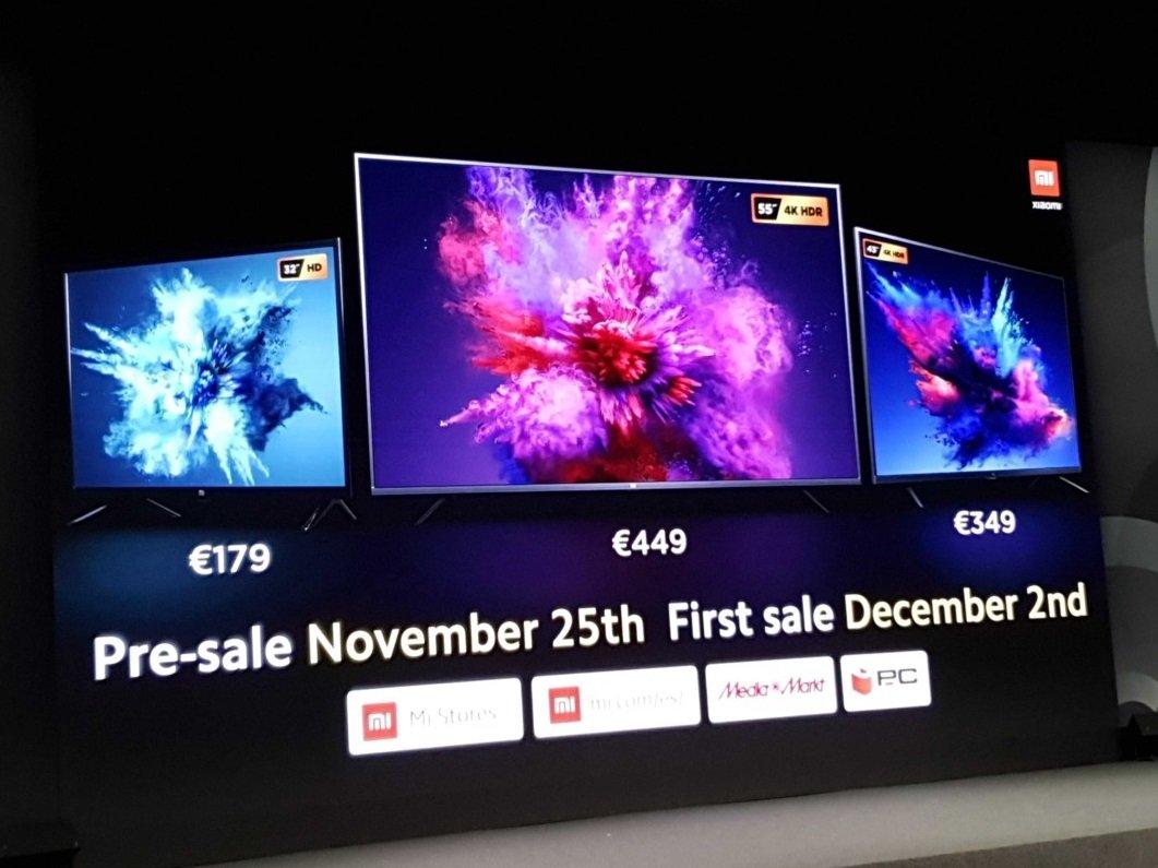 tv 1.jpg?resize=1200,630 - Xiaomi va commercialiser des télés 4K à prix cassés