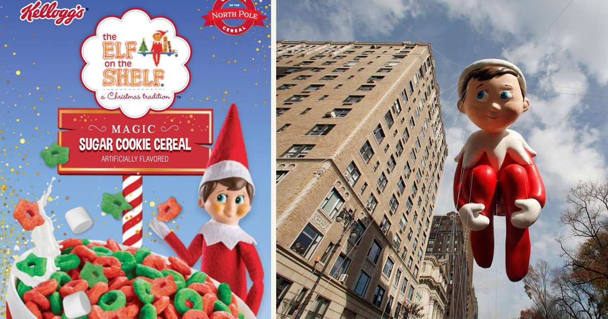 untitled 1 27.jpg?resize=300,169 - Elf On The Shelf Sugar Cookie Cereal Is Coming Soon