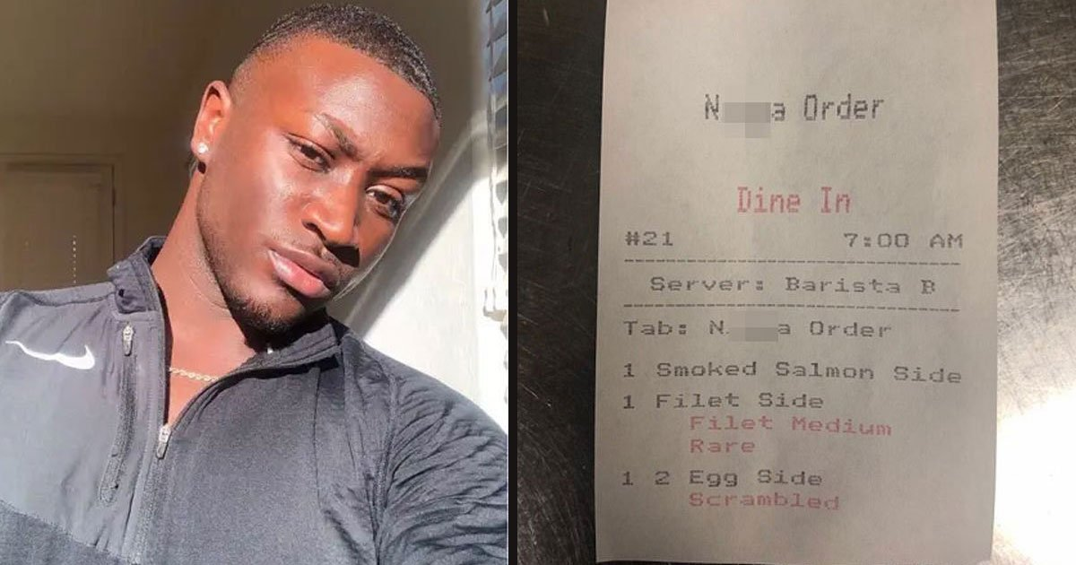 untitled 1 51.jpg?resize=412,232 - A Man Complained He Was Sent A Food Order With The N-Word And Manager Called It 'A Joke'