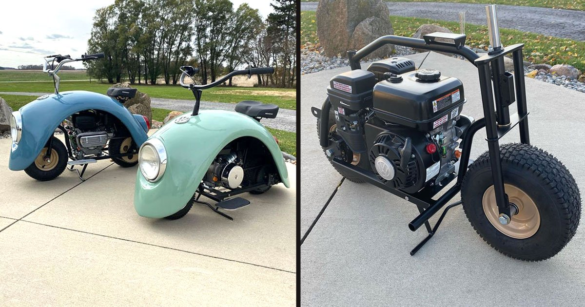 untitled 1 55.jpg?resize=412,232 - This Guy Took Apart An Original VW Beetle And Turned It Into 'Volkspod'