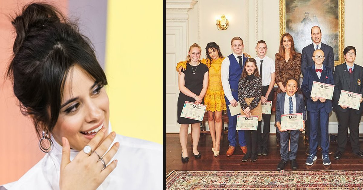 untitled 1 94.jpg?resize=300,169 - Camila Cabello confesse qu'elle a volé un stylo au Kensington Palace à cause d'un défi