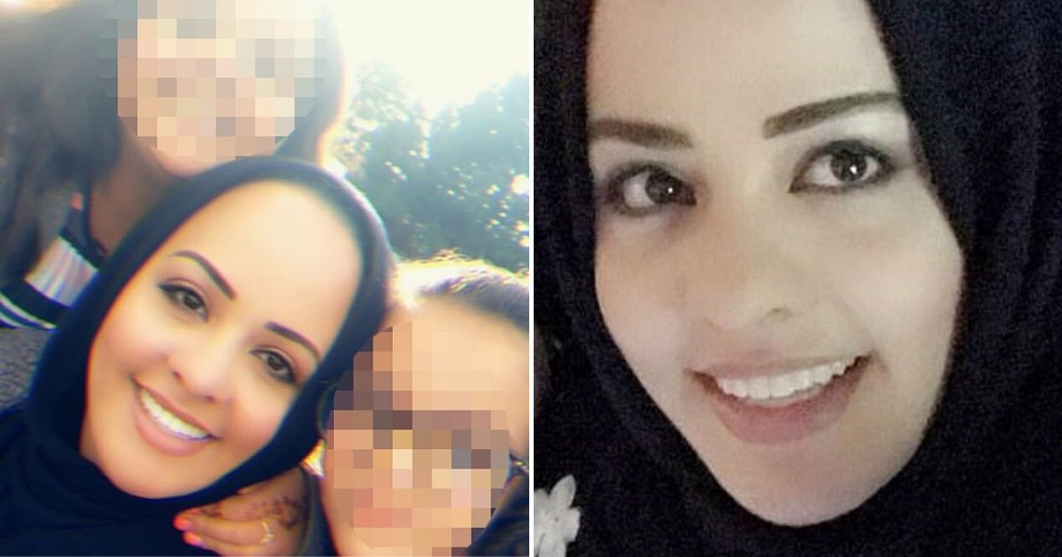 untitled design 30.png?resize=1200,630 - Woman 'Horrified' After Guards Told Her To Remove Her Veil In Public