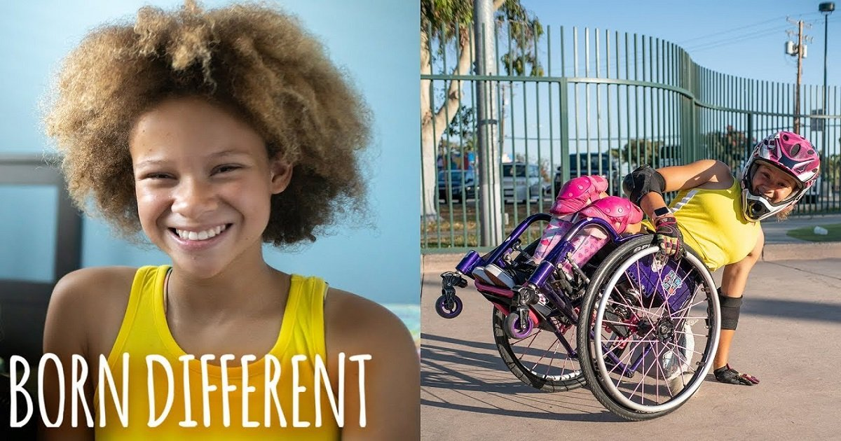 w3 2.jpg?resize=412,232 - Adventurous 12-Year-Old Won't Let Spina Bifida Define Who She Is