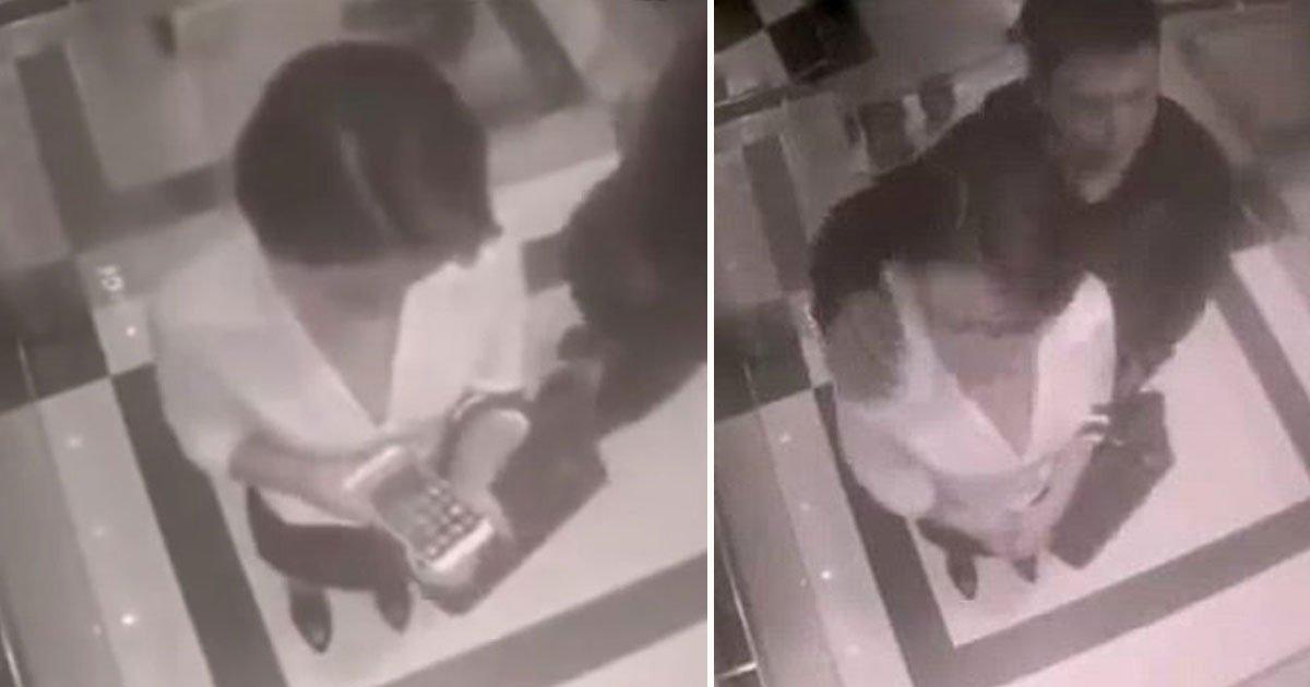 woman fought molester.jpg?resize=412,232 - Une femme a donné une bonne leçon à un homme qui a essayé de la toucher dans un ascenseur