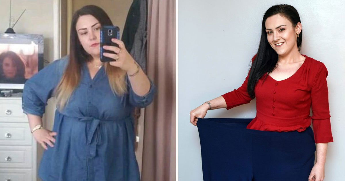 Woman - Who Was Left With Saggy Skin After Losing 140lbs