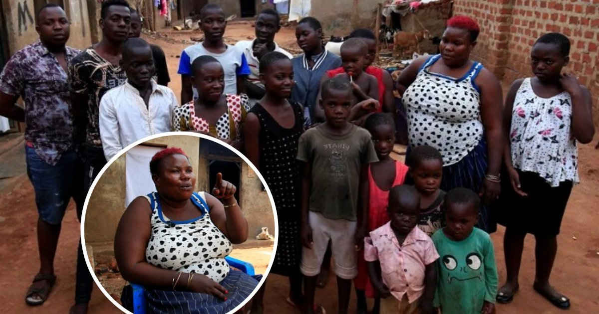 1 168.jpg?resize=1200,630 - Le Prohiben A Esta Mujer De 39 Años Tener Más Hijos Luego De Dar A Luz A 44 Niños