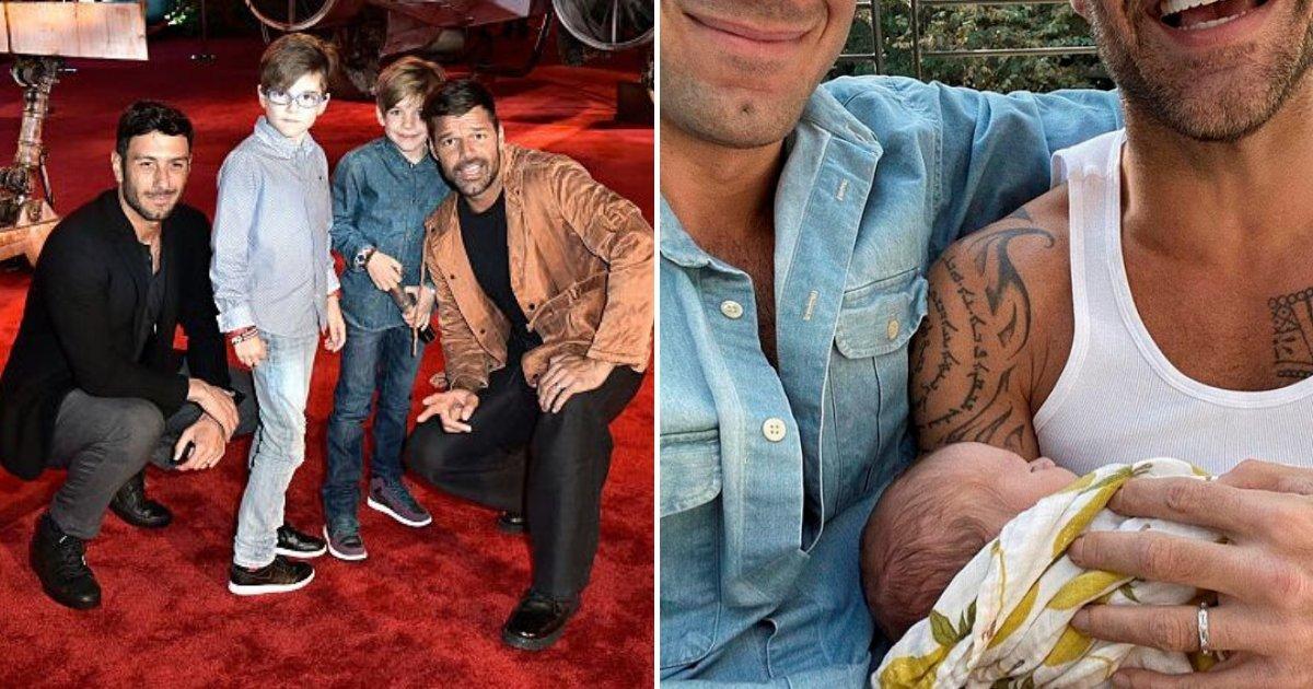 1 169.jpg?resize=1200,630 - Ricky Martin Y Su Esposo Jwan Yosef Más Felices Que Nunca Luego Del Nacimiento De Su Cuarto Hijo