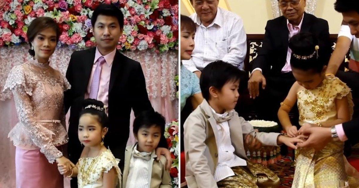 1 243.jpg?resize=1200,630 - Gemelos De 6 Años Fueron Obligados A Casarse Por Sus Padres