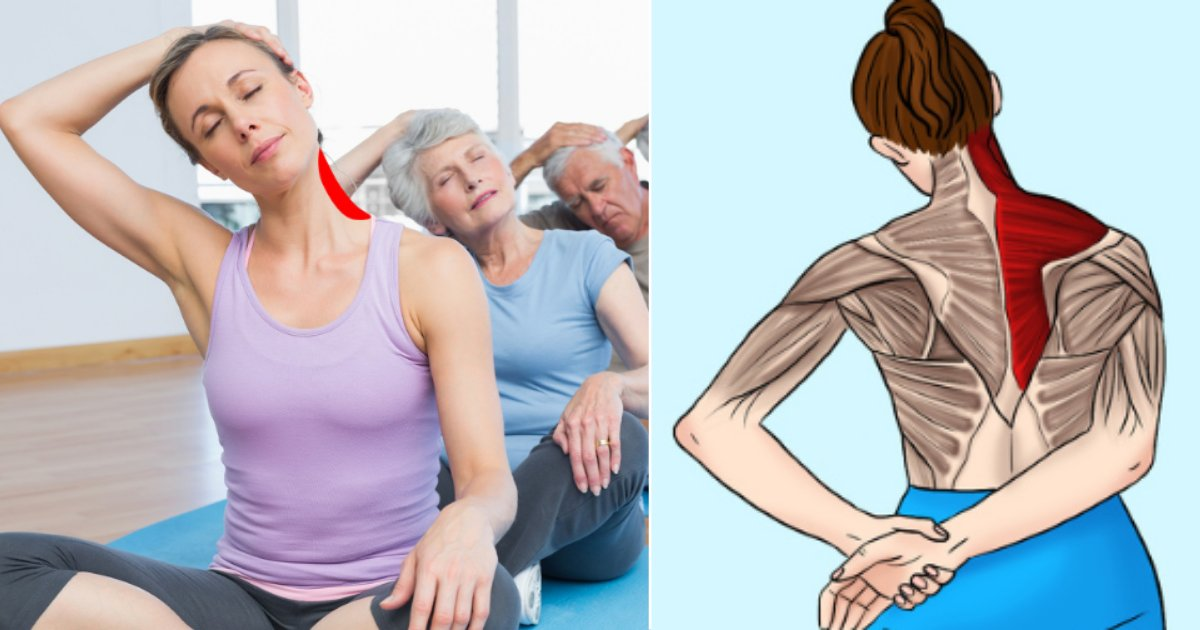 1 4.png?resize=1200,630 - 11 Stretches to Relieve Tension in Your Neck and Shoulder