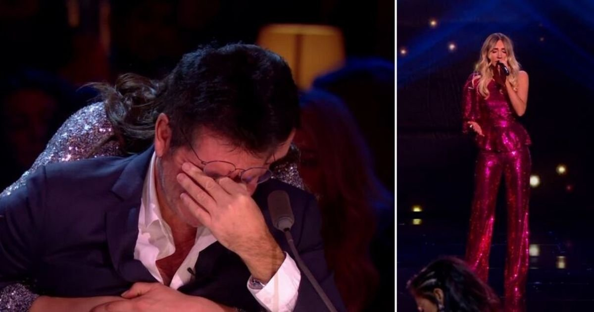 1 5.jpg?resize=412,232 - Simon Cowell Breaks Down After Watching A Charity Single Video At The X Factor Finals