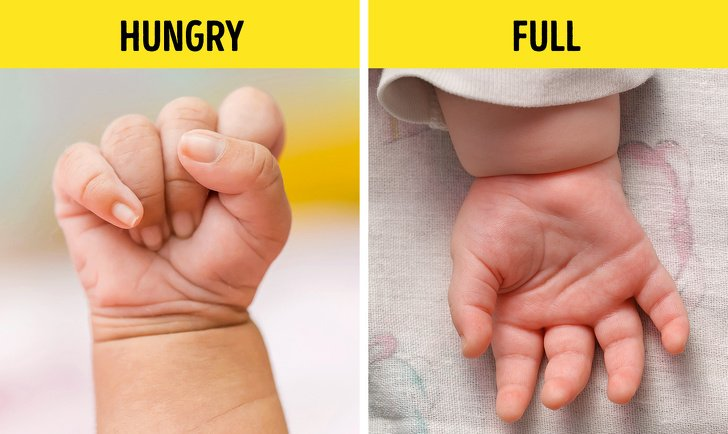 18Signs That Can Help You Understand Your Baby Better