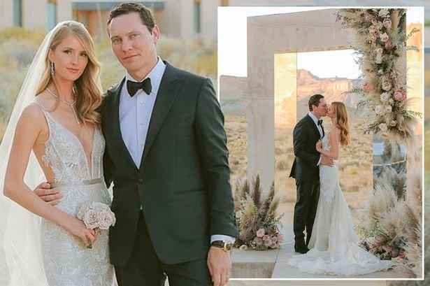 Resultado de imagen de DJ Tiësto y Annika Backe wedding