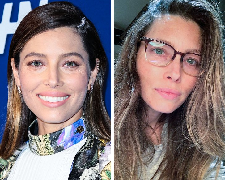 15 Celebrities Who've Gone Makeup-Free and Nailed It