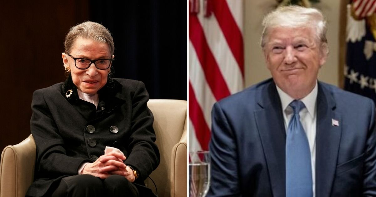 4 34.jpg?resize=412,232 - Ruth Bader Ginsburg Puts A Stop To The Democrats To Gain Access Into Trumps Financial Records.