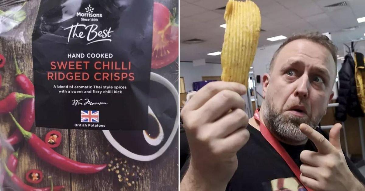 5 3.jpg?resize=1200,630 - Man Found The Britains' Biggest Crisp