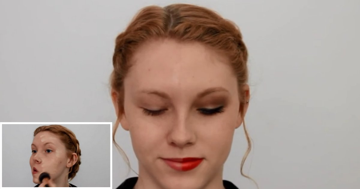 6 52.png?resize=1200,630 - Here is a Fun Make Up Transformation Video