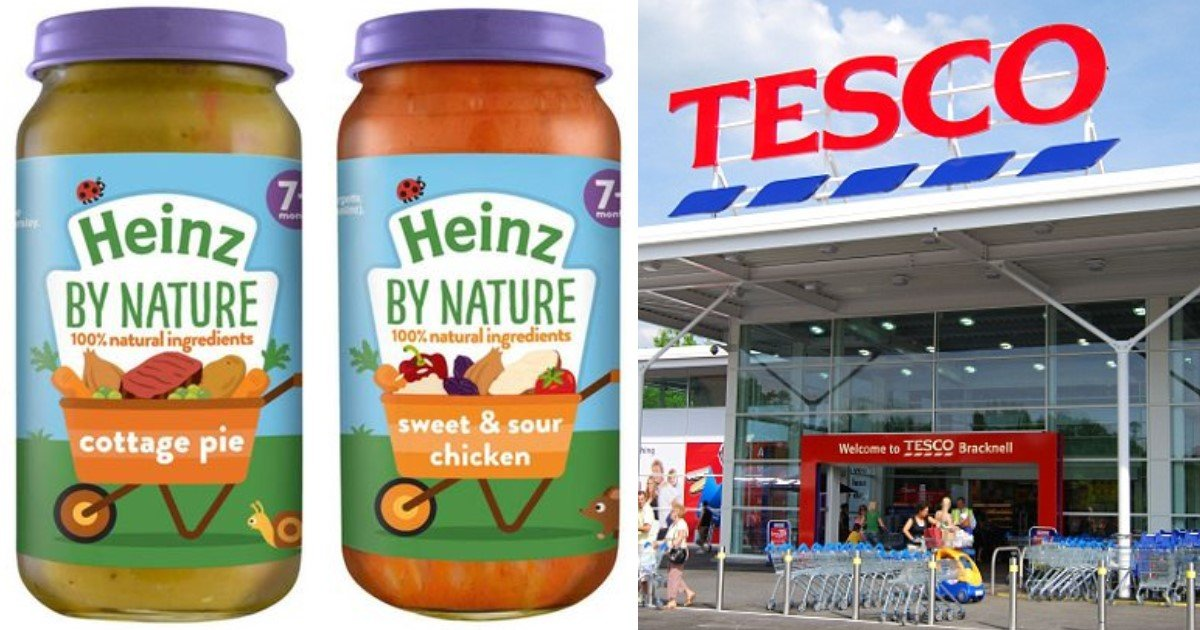 6 56.jpg?resize=412,232 - Tesco Recalled Heinz Baby Food After One Was Found With Metal Fragments