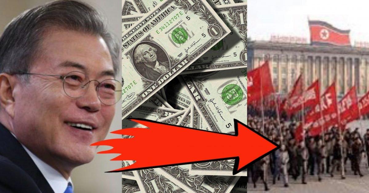"6daa11e8 a506 41f4 93b5 02c490ebd901 e1575695445608.jpg?resize=300,169 - ""문재인 정부, '북한 OO지원 사업'으로 북한에 '60억원' 지원 결정했다"""