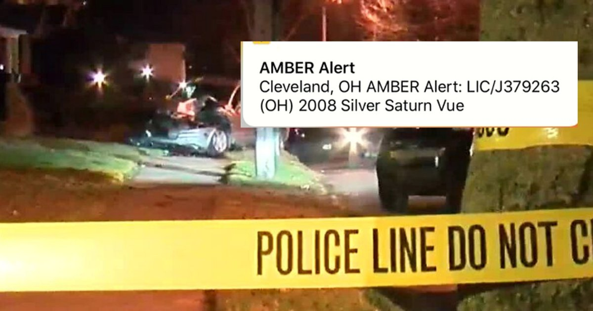 amber5.png?resize=1200,630 - Amber Alert For Missing 12-Year-Old Boy Cancelled After Discovering The Mother Had Lied