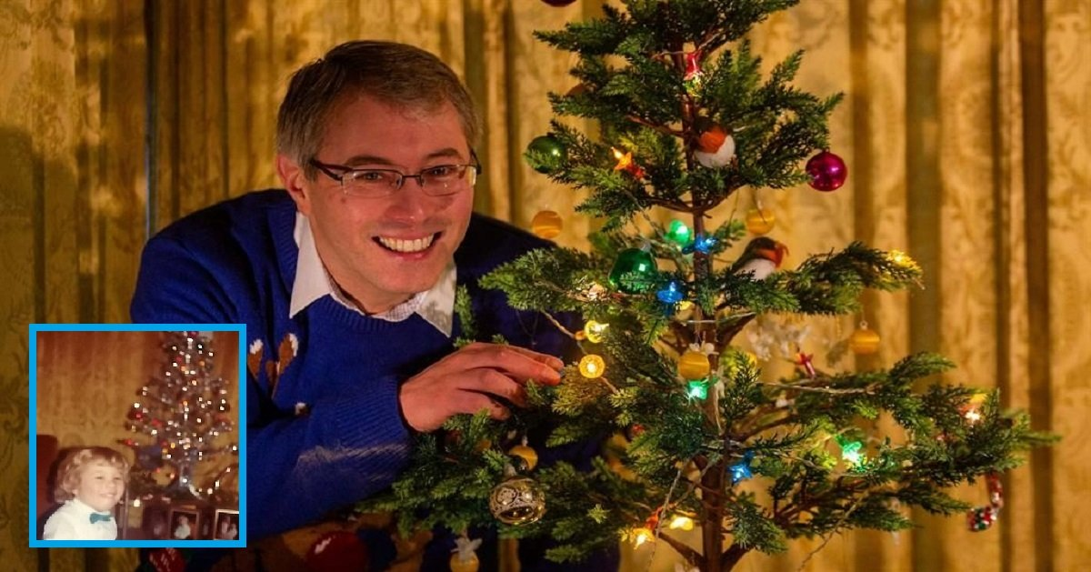 c3 13.jpg?resize=1200,630 - A Family Had Been Using The Same Christmas Lights For 50 Years Now And With The Same Bulbs