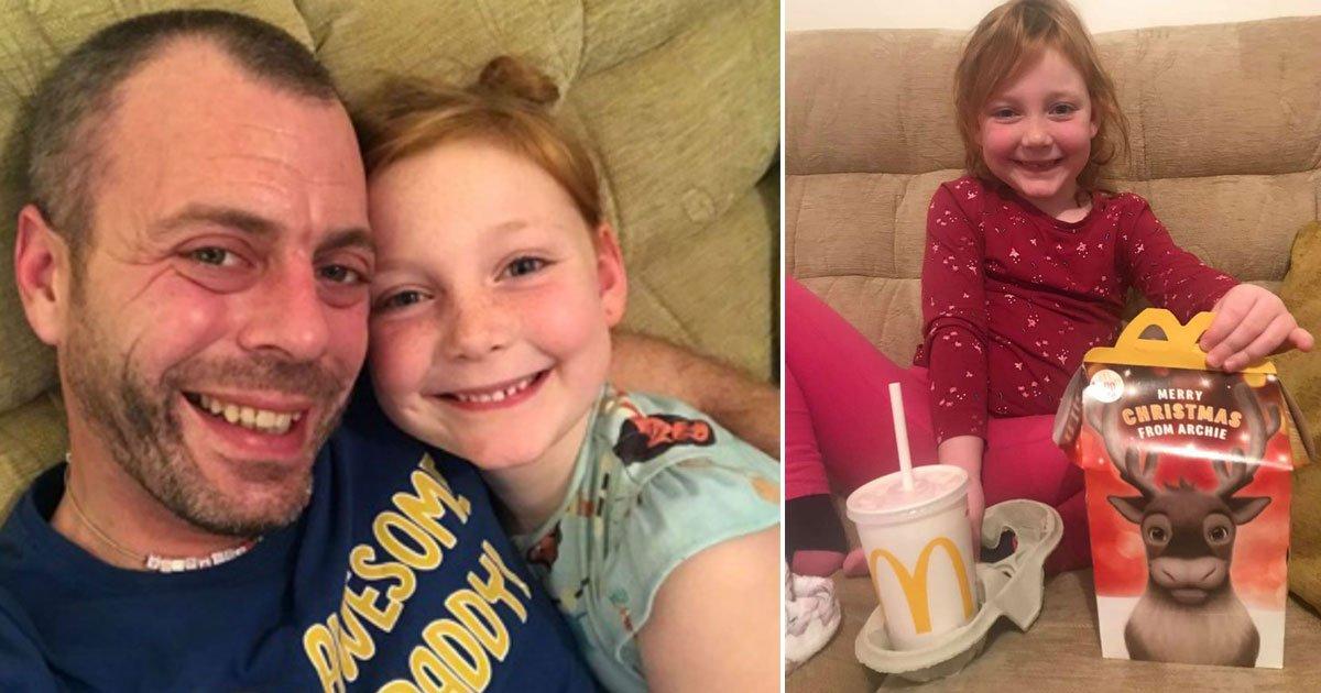 dad made mcdonald happy meal at home.jpg?resize=1200,630 - Father Prepared McDonald's Happy Meal At Home For Just £1.70
