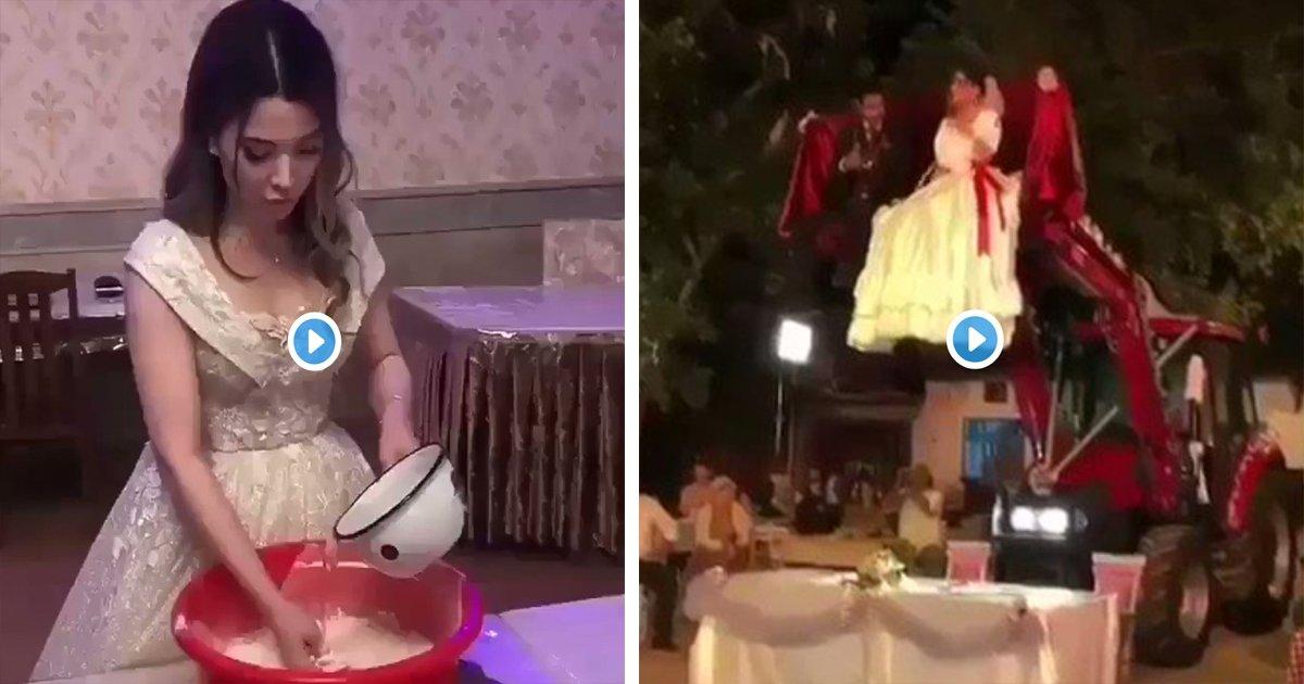 ers.png?resize=1200,630 - Türk Düğünlerinden İnsanı Hayretler İçinde Bırakan Sahneler