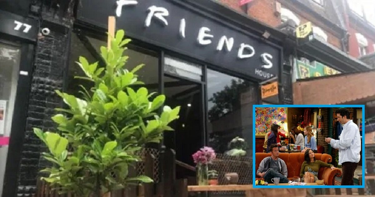 f3 4.jpg?resize=412,275 - A Friends-Inspired Cafe Opened In London So You Could Relive Your Favorite 'Friends' Moments
