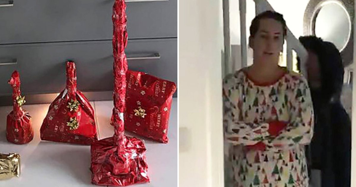 gifts5.png?resize=1200,630 - Woman Furious After Boyfriend Bought Her Cleaning Equipment For Christmas