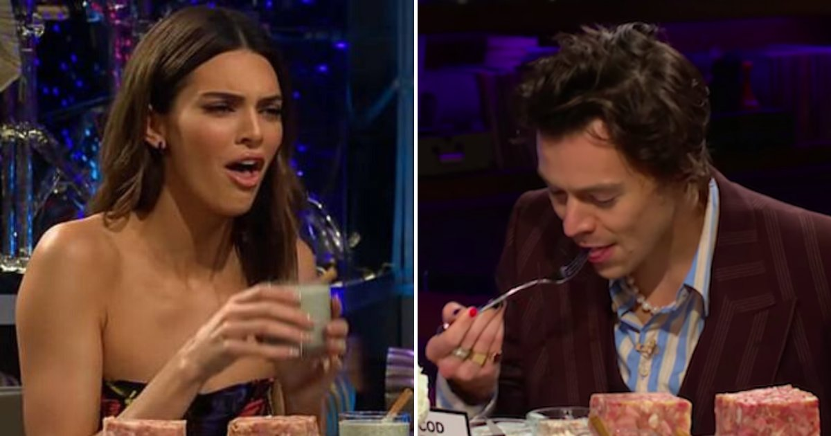 harry3.png?resize=412,232 - Harry Styles Ate Exotic Food To Avoid Awkward Question From Ex-Girlfriend Kendall Jenner