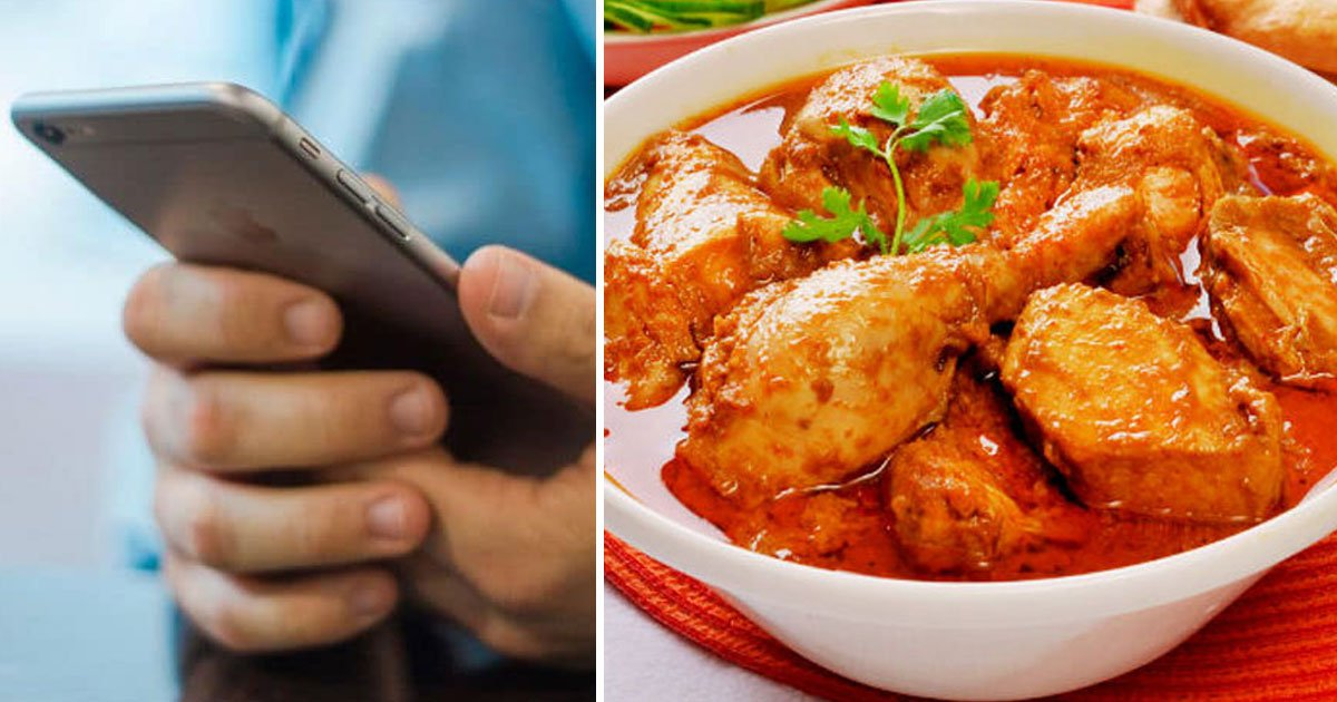 """hoax caller complains chicken korma.jpg?resize=1200,630 - Hoax Caller Called 999 To Complain She Will Be """"On The Toilet For Three Hours"""" After Eating Spicy Chicken Korma"""